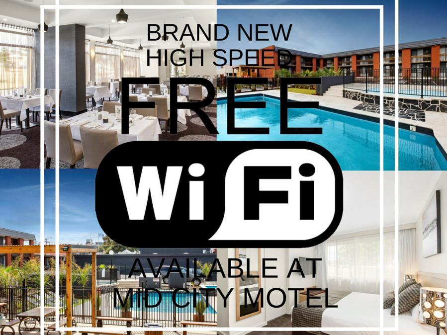 Mid City Motel Warrnambool - Hotell och Boende i Australien , Warrnambool