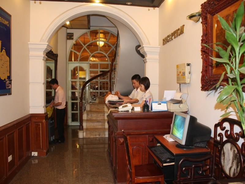 Hotell Prince Hotel-Hang Ga