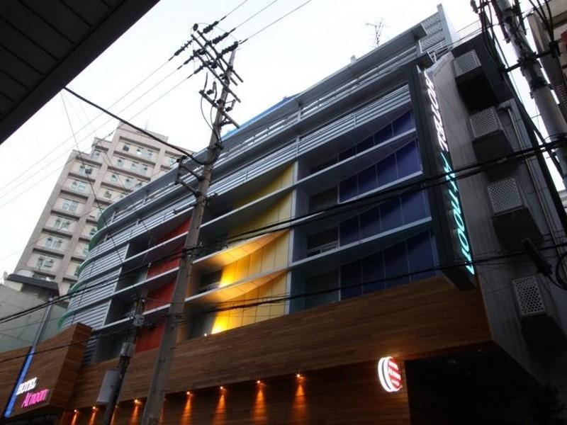 Shinchon At Noon Hotel - Hotels and Accommodation in South Korea, Asia