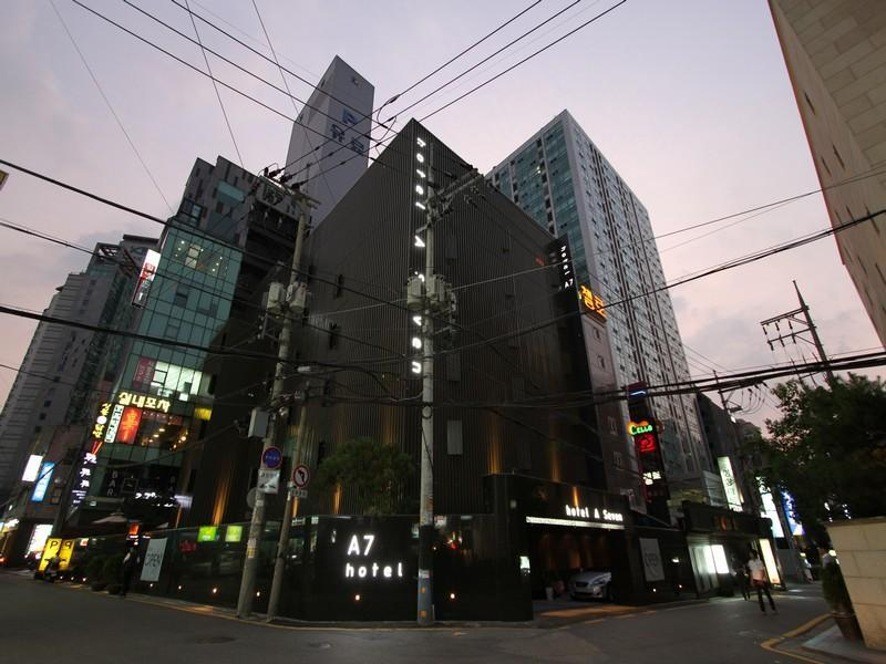 A Seven Hotel - Hotels and Accommodation in South Korea, Asia