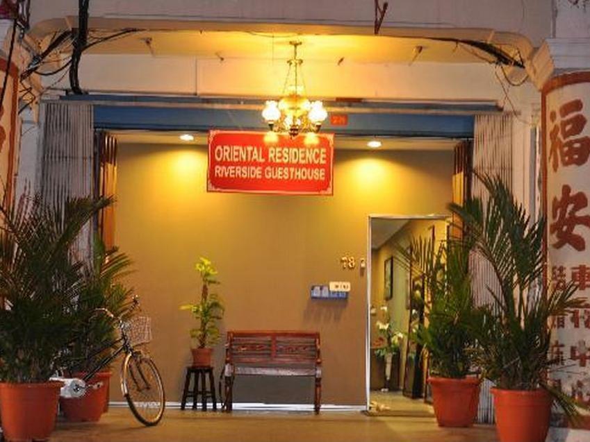 Oriental Riverside Residence Guest House