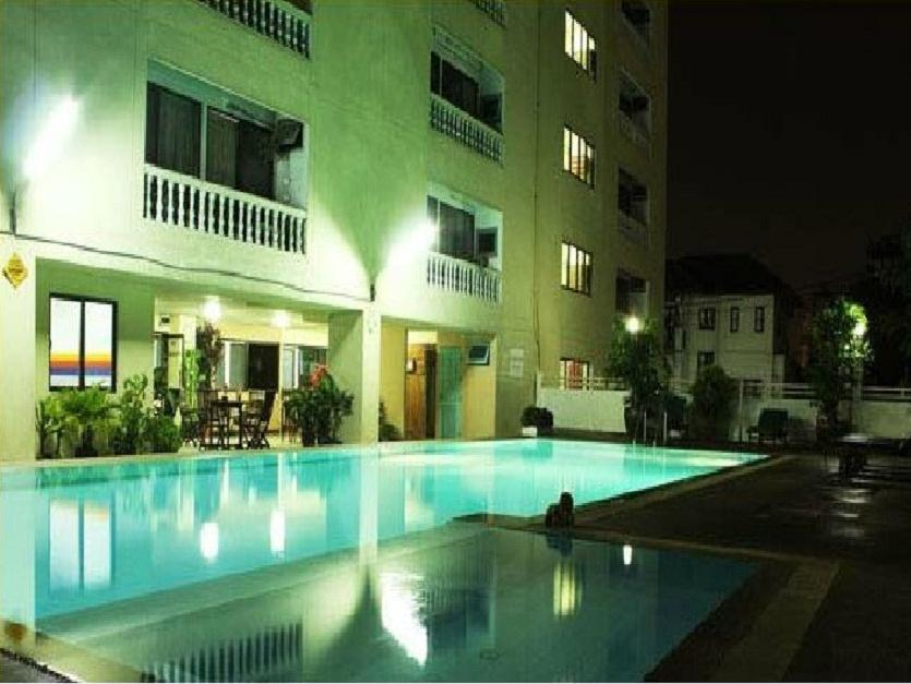 Omni Suites Aparts-Hotel - Hotels and Accommodation in Thailand, Asia