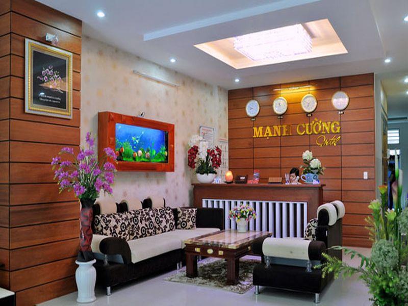 Manh Cuong Hotel - Hotell och Boende i Vietnam , Da Nang