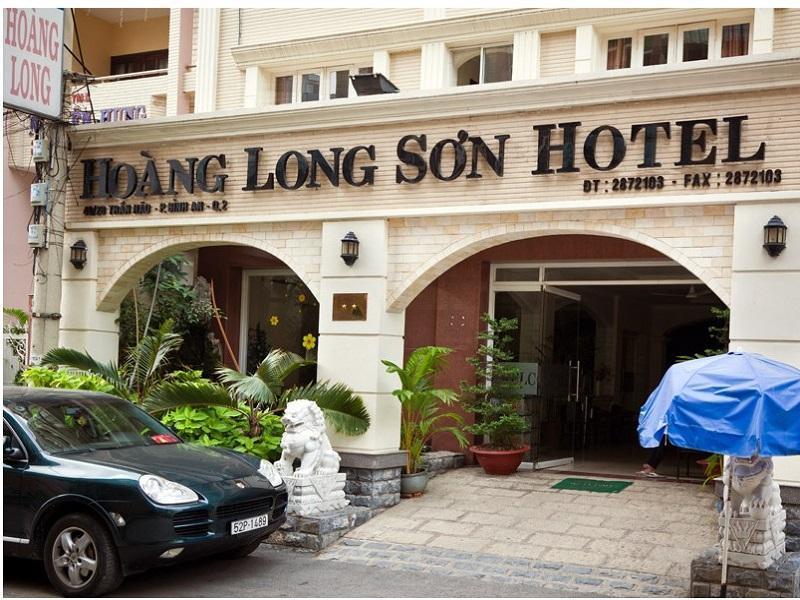 Hotell Hoang Long Hotel
