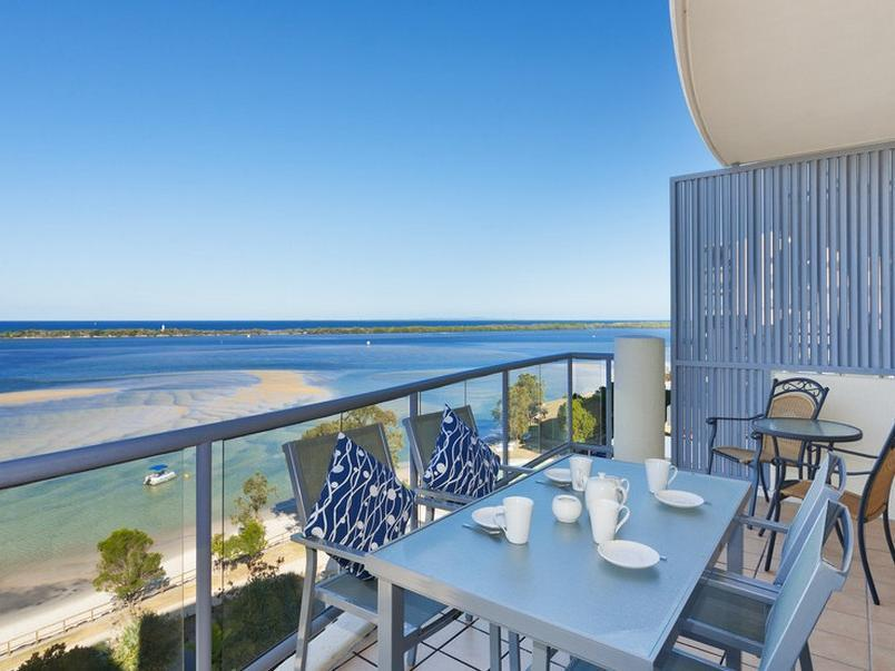 Moorings Beach Resort - Hotell och Boende i Australien , Sunshine Coast