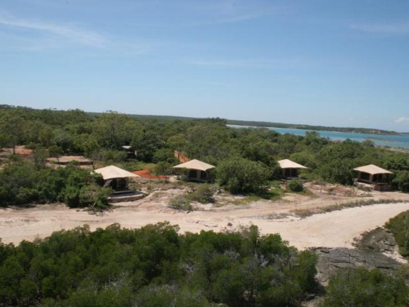 Cygnet Bay Pearl Farm - Hotell och Boende i Australien , Cape Leveque