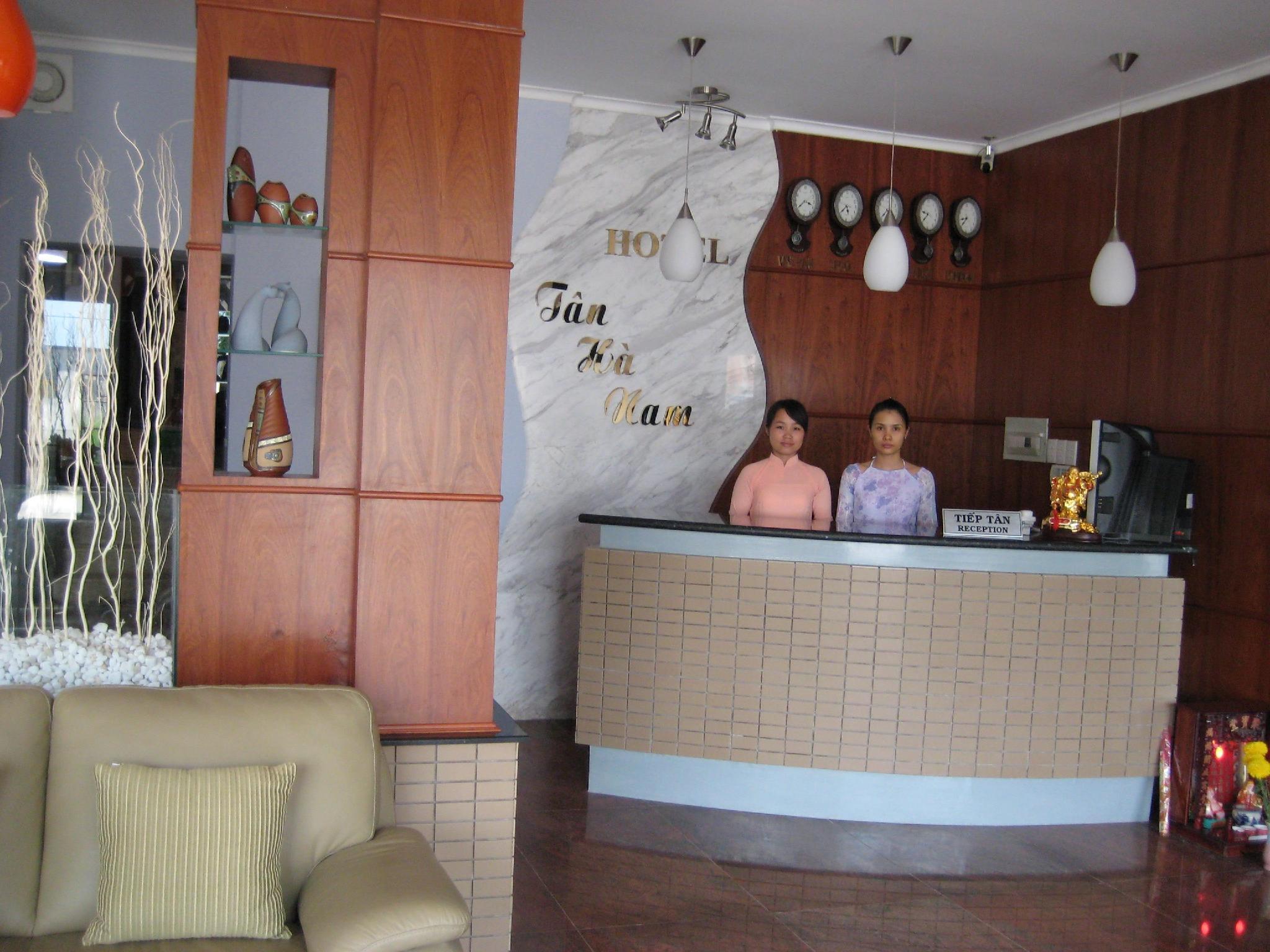 Hotell Tan Ha Nam Hotel