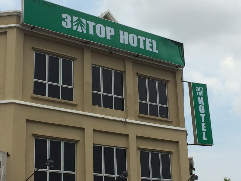 3TOP Hotel Semenyih - Hotels and Accommodation in Malaysia, Asia