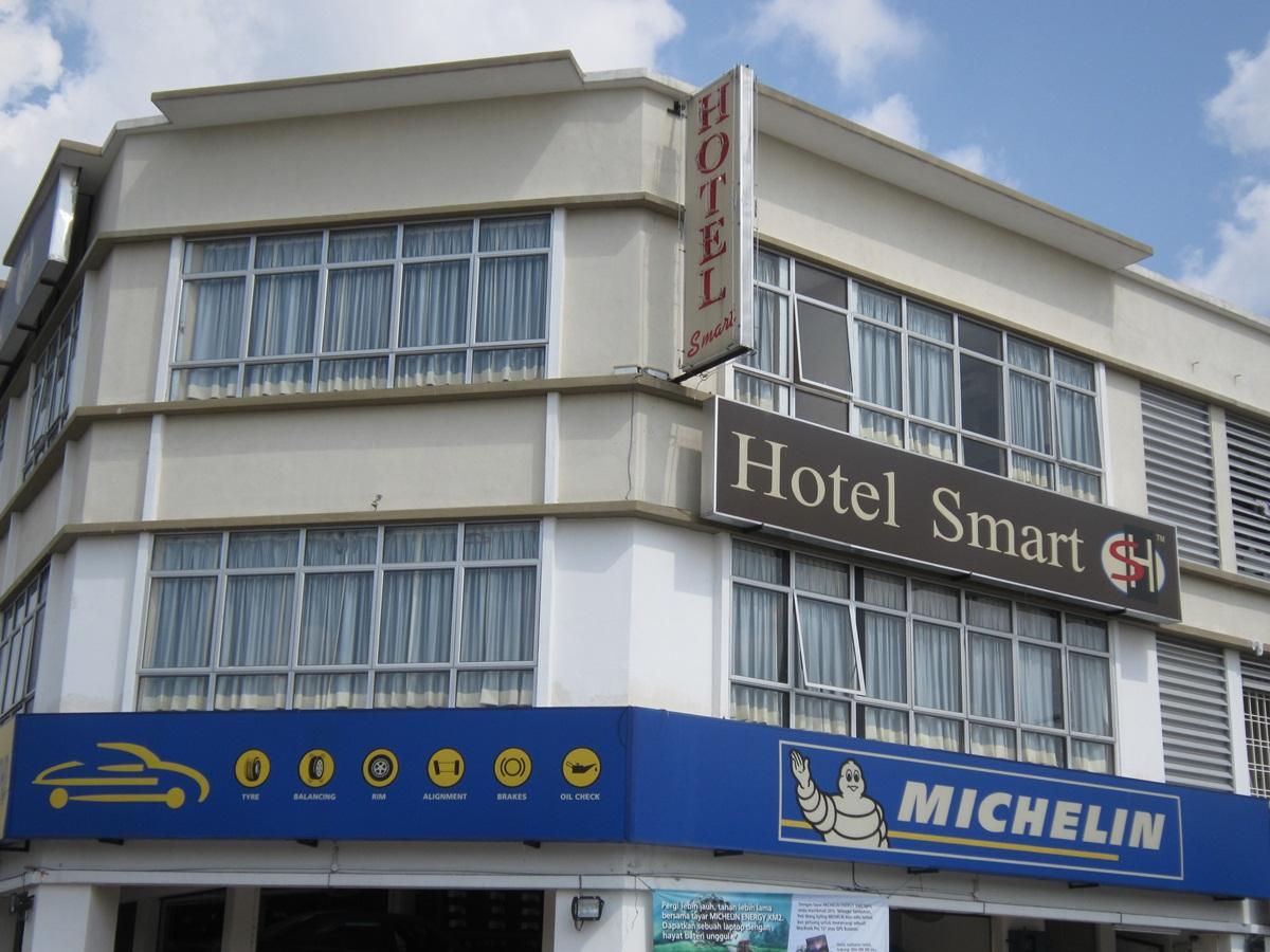 Smart hotel bangi seksyen 9 putrajaya kuala lumpur for Smart hotel