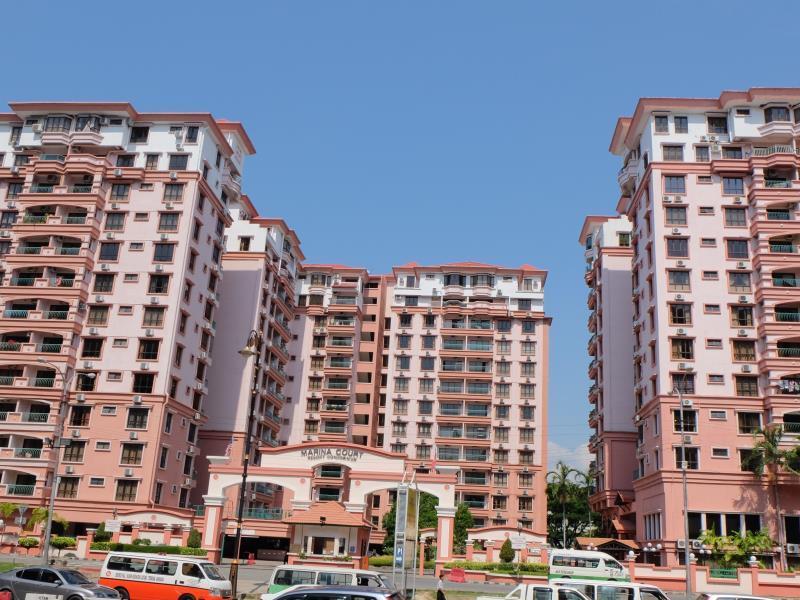 MC Holiday Apartment @ Marina Court Resort Condominium - Kota Kinabalu