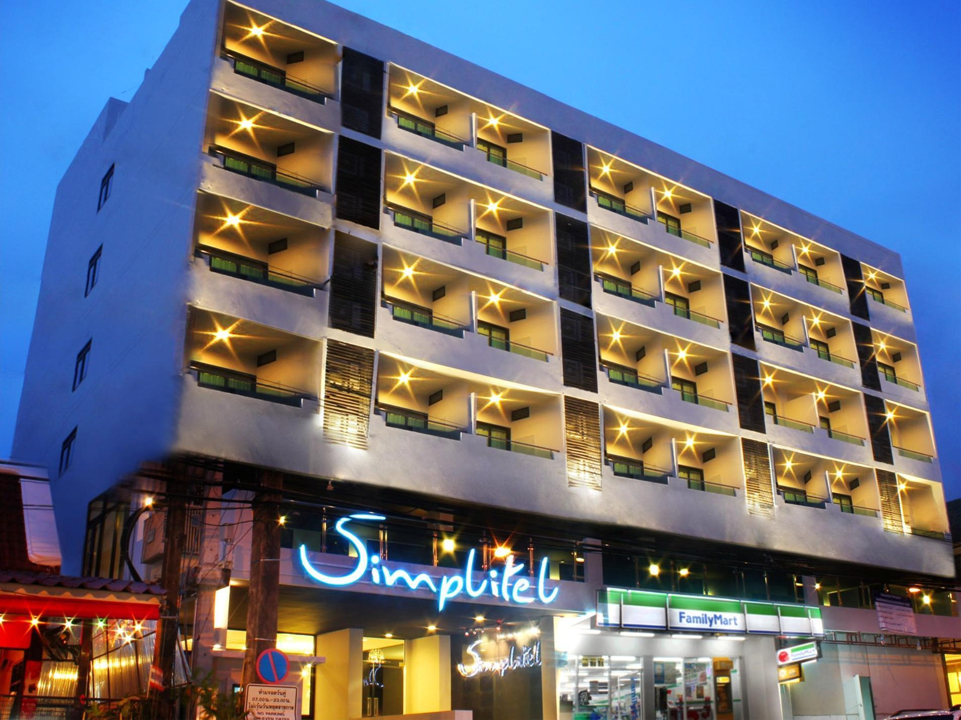 Simplitel Hotel - Hotels and Accommodation in Thailand, Asia