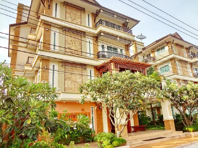 Bussaba Bangkok Suvarnabhumi Airport Hotel