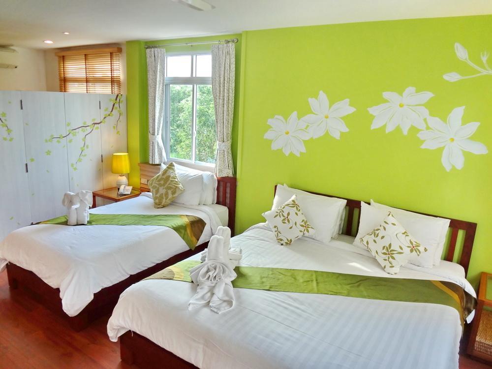 ブサバ バンコク ブティック ホテル4