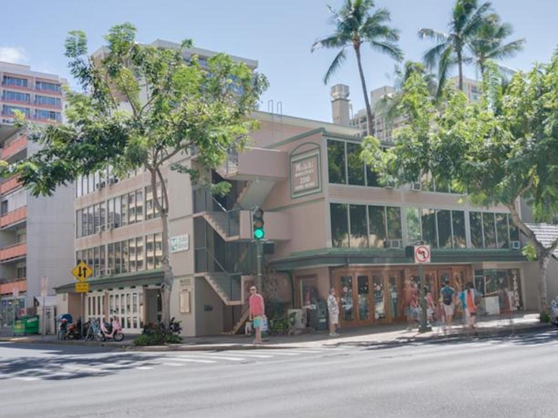 Kuhio Banyan Club Hawaii – Oahu (HI) - Esterno dell'Hotel