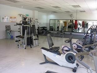 KK Stays @ Marina Court Resort Condominium Kota Kinabalu - Gym
