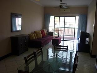 KK Stays @ Marina Court Resort Condominium Kota Kinabalu - Dining Area