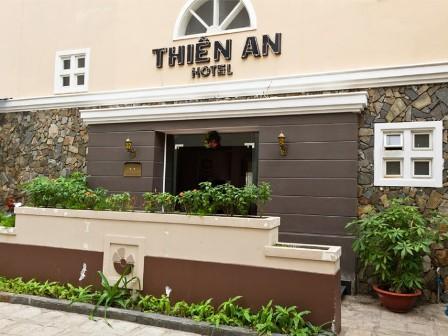 Hotell Thien An Hotel Thu Duc
