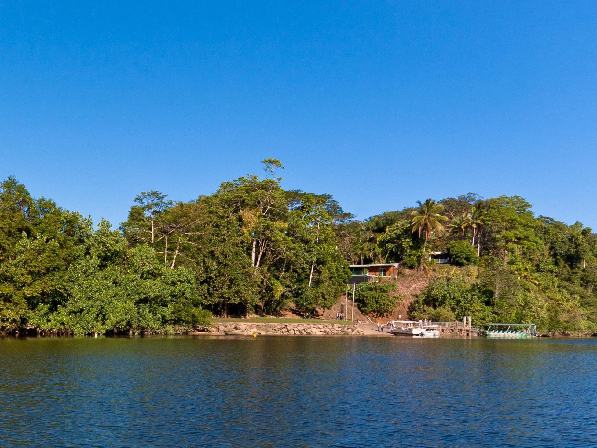 Daintree Riverview - Hotell och Boende i Australien , Daintree
