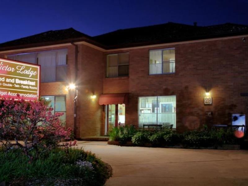 Victor Lodge B&B Guesthouse - Hotell och Boende i Australien , Canberra