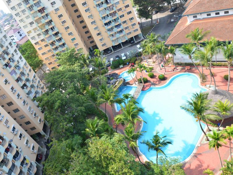 Garden City Service Apartment Melaka - Hotels and Accommodation in Malaysia, Asia