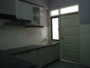 Casa Lago Holiday Apartment Malacca / Melaka - Kitchen Area
