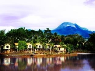 Mt. Apo Highland Resort Davao City - Utsiden av hotellet