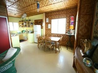 Maxima Resort Davao City - Dining and Kitchen Area-House above the Sea