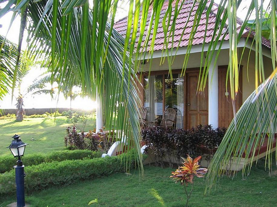 Aquasserenne - Hotell och Boende i Indien i Varkala