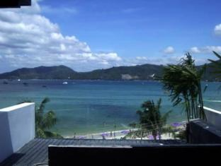The Front Apartments Phuket - View from Balcony