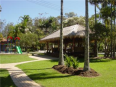 BIG4 Atherton - Woodlands Tourist Park Atherton Tablelands - Cabana & Outdoor Playground
