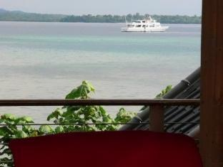 Isle of View Beach Resort And Guesthouse Bohol - Balcon/Terrasse