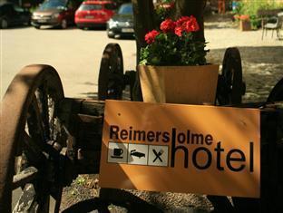 Reimersholme Hotel Stockholm - The Restaurant Terrace