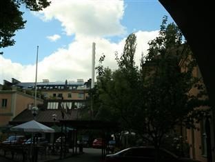 Reimersholme Hotel Stockholm - The Terrace and Parking Lot