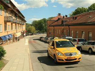 Reimersholme Hotel Stockholm - Street behind the hotel