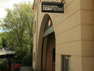 Reimersholme Hotel Stockholm - The Arch Entrance