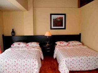 Bed & Breakfast at Royale Tagaytay Country Club Tagaytay - Quadruple Sharing with Loft