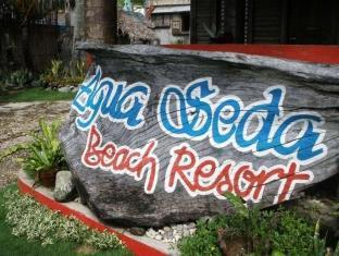Agua Seda Beach Pagudpud - Hotel Aussenansicht