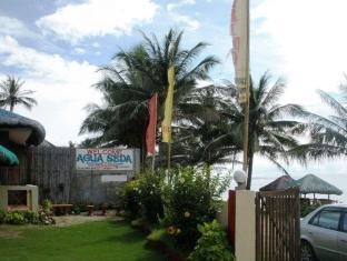 Agua Seda Beach Pagudpud - Eingang