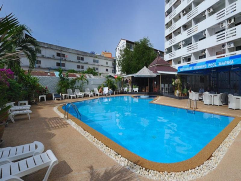 Marina Inn Pattaya - Hotels and Accommodation in Thailand, Asia