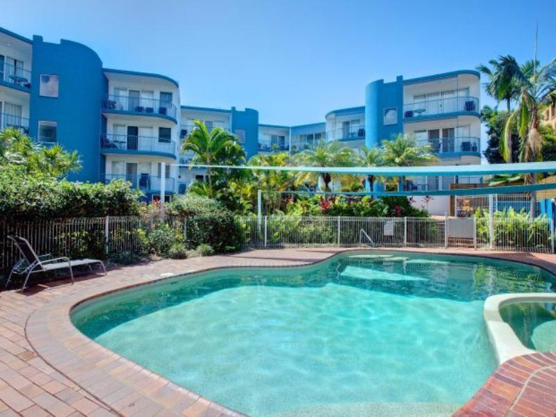 Tranquil Shores Holiday Apartment - Hotell och Boende i Australien , Sunshine Coast