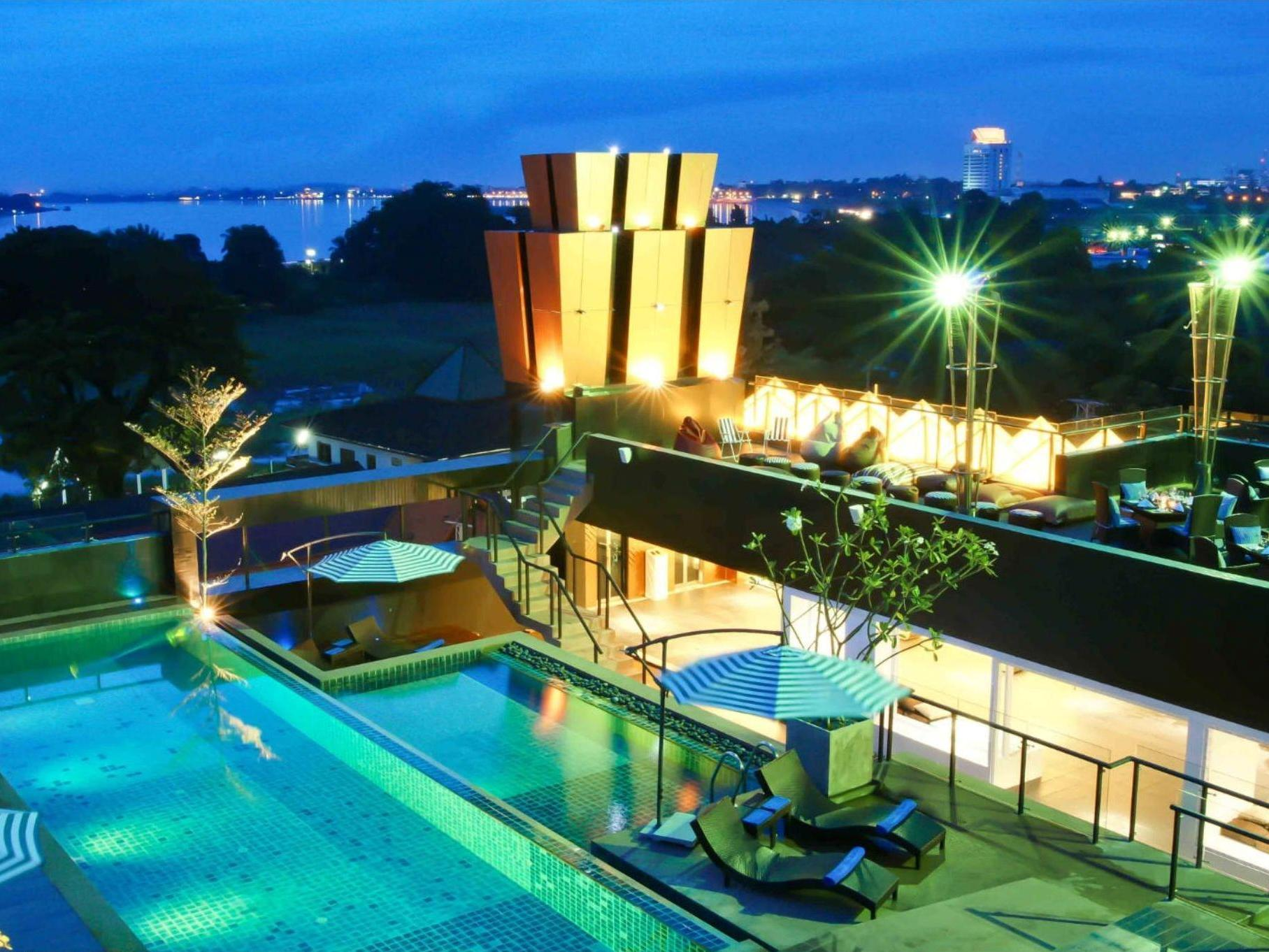 Rashmi's Plaza Hotel Vientiane - Hotels and Accommodation in Laos, Asia