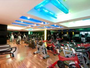 Rashmi's Plaza Hotel Vientiane Vientiane - Fitnessruimte