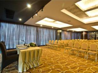 Rashmi's Plaza Hotel Vientiane Vientiane - Vergaderruimte