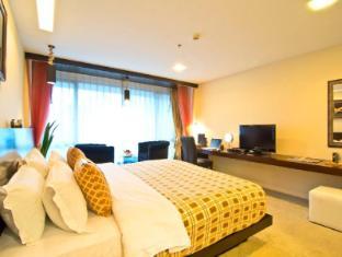 Rashmi's Plaza Hotel Vientiane Vientiane - Bayroom Deluxe King Bed