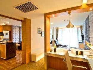 Rashmi's Plaza Hotel Vientiane Vientiane - Gastenkamer
