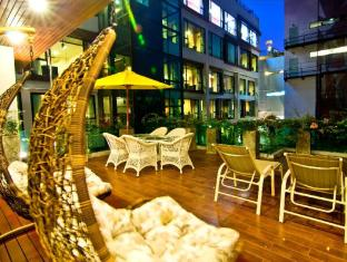 Rashmi's Plaza Hotel Vientiane Vientiane - Interior