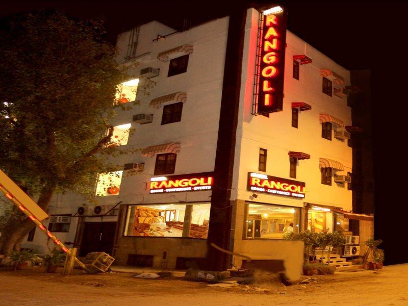 Hotell Hotel Rangoli