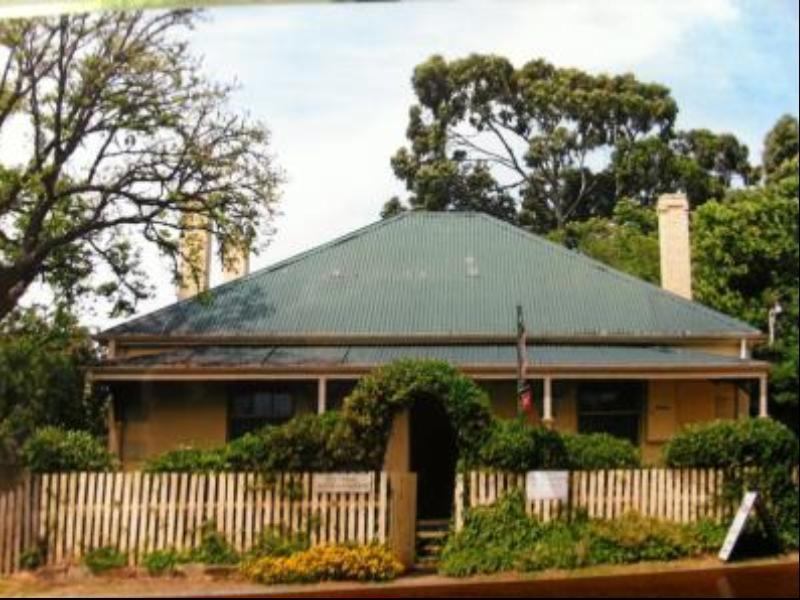 Richmond Cottages - Hotell och Boende i Australien , Hobart