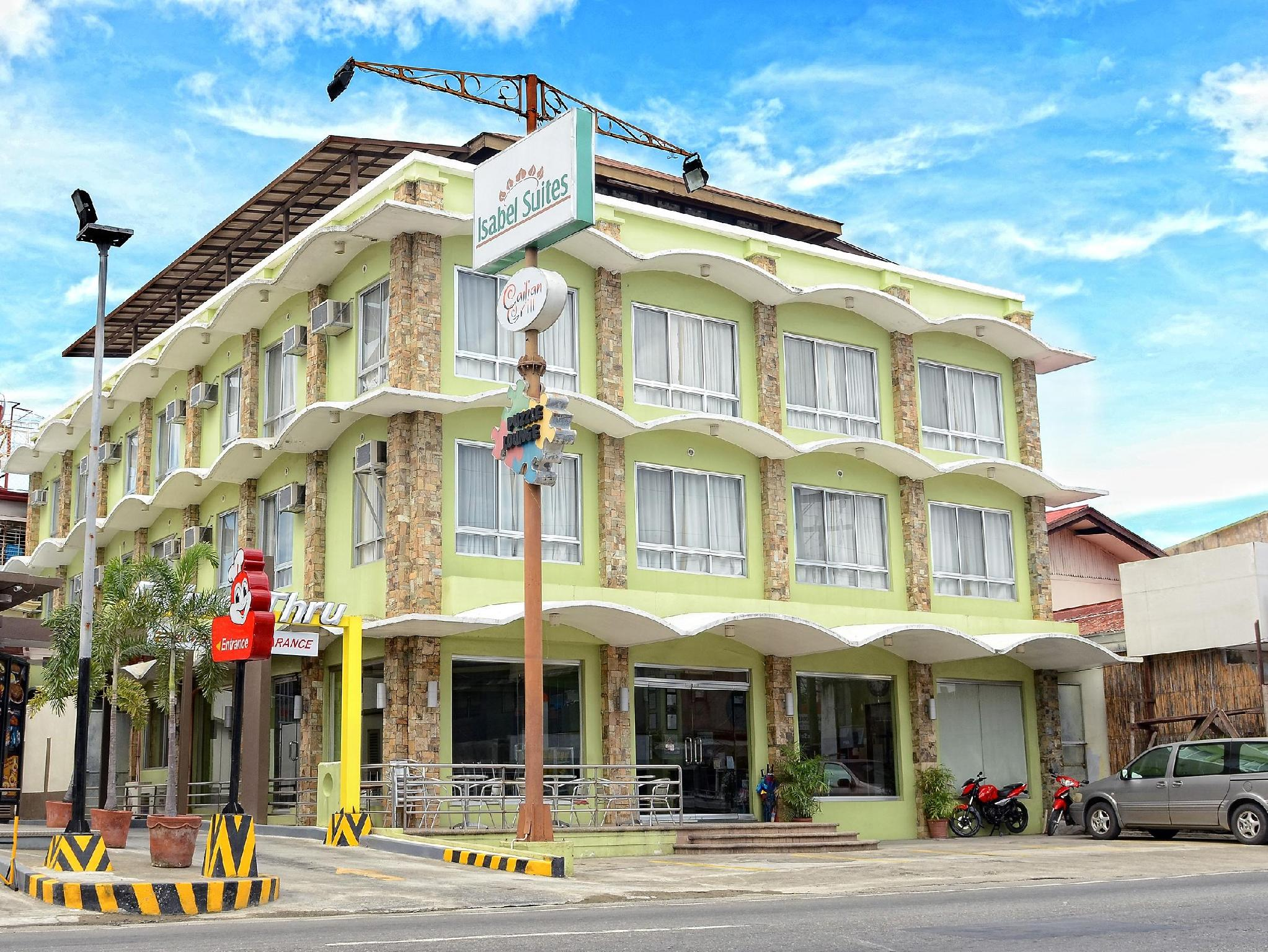 Isabel Suites Laoag - Exterior do Hotel