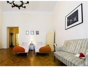 Parisien Downtown Apartment Budapest - Bedroom